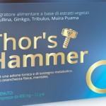 Thor's Hammer – pastile pentru erectii puternice