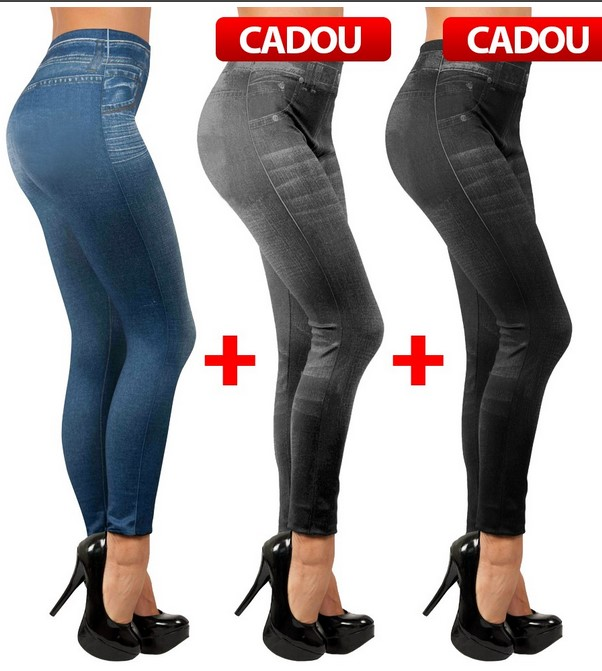 Slim'n Lift Caresse Jeans