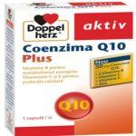 Coenzima Q10 – Ce este? La ce foloseste?