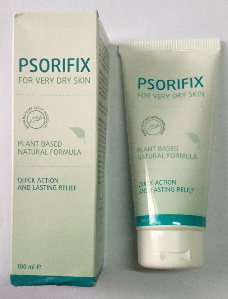 Psorifix poza tub
