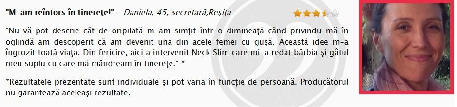 Comentarii NeckSlim