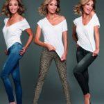 Slim Jeans Leo – pantaloni modelatori