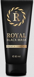 Royal Black Mask Tratament Puncte Negre