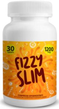 Fizzy Slim Pastile de slabit