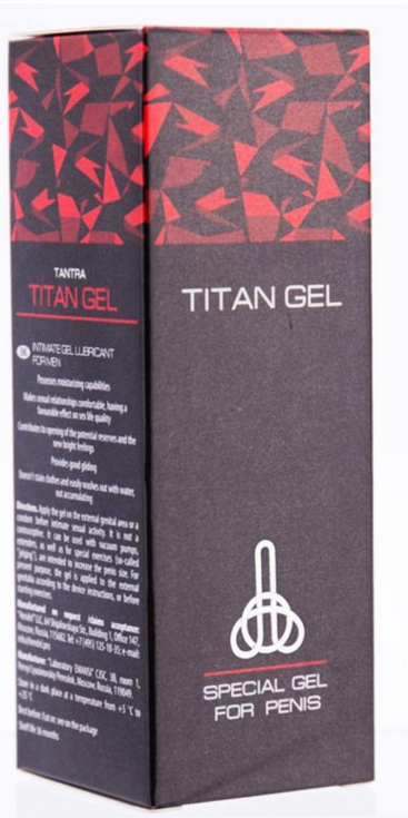 cutie titan gel care se vinde in romania