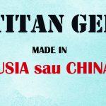 Unde este fabricat Titan Gel?