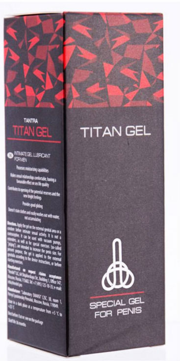 Titan Gel - cutie titan gel original cu timbru