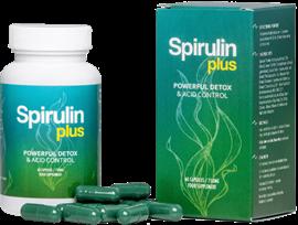Spirulin Plus Capsule