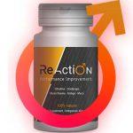 Pastile Reaction: un supliment pentru stimulare masculina