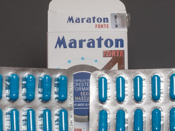 Capsule Maraton Forte