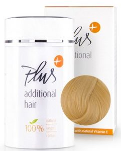 Blond Hair Plus