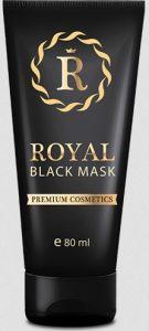 Royal Black Mask Tratament Puncte Negre