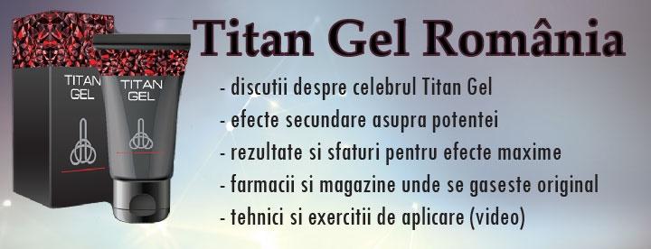 titan gel totul despre acest produs