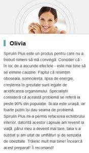 Comentarii Spirulin Plus