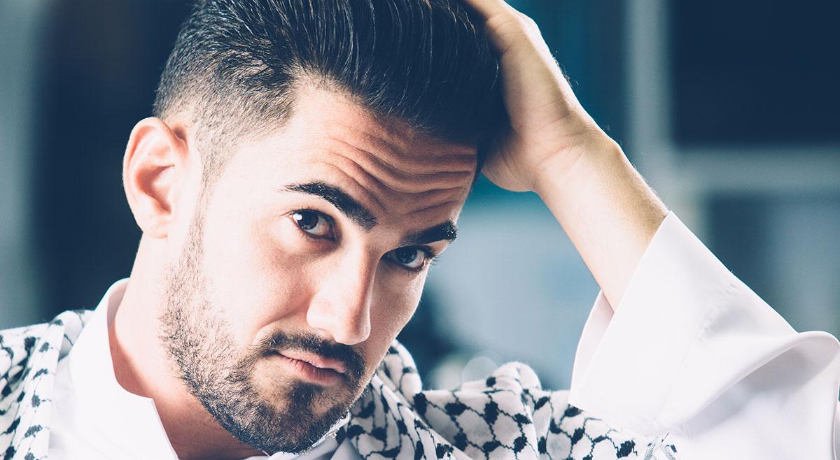 caderea parului la barbati si spray hair rinse