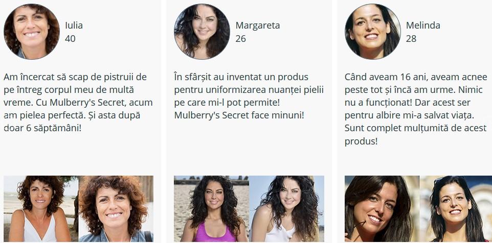 Mulberry's Secret Pareri