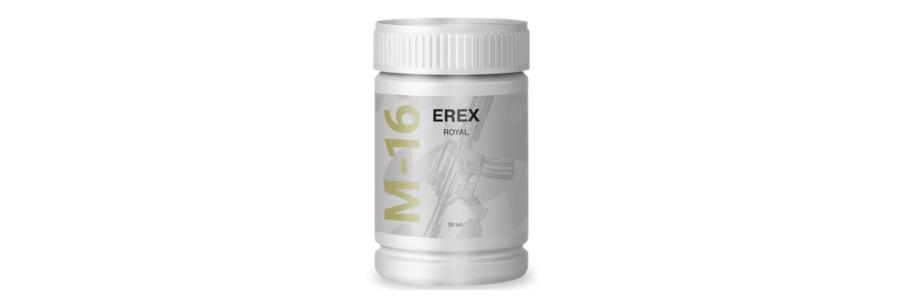 Erex M16 Romania